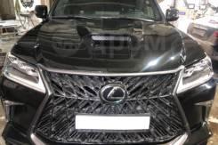 Капот Lexus LX570 LX450 LX450d 2016-2018г