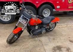 Harley-Davidson Dyna Fat Bob, 2012