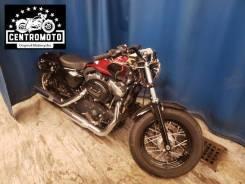 Harley-Davidson Sportster 1200, 2013