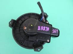 Мотор печки Toyota Noah/Voxy ZRR70/ZRR75,3Zrfae/3ZRFE. 87103-33100
