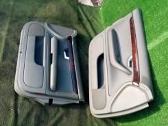 Обшивки дверей в круг Комплектом! Audi A4 B6 2.4