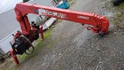 Продам крановую установку Unic 374. 4 вылета б/п по России