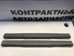 Обшивка багажника Subaru Forester