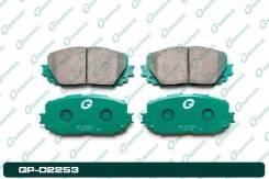 Колодки тормозные дисковые G-Brake GP02253 в Хабаровске