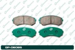 Колодки тормозные дисковые G-brake, GP06085 в Хабаровске