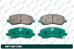 Колодки тормозные дисковые G-brake, GP06108 в Хабаровске
