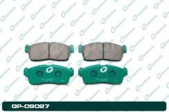 Колодки тормозные дисковые G-brake, GP09027 в Хабаровске