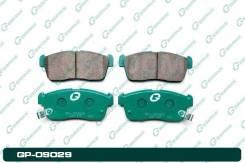 Колодки тормозные дисковые G-brake, GP09029 в Хабаровске