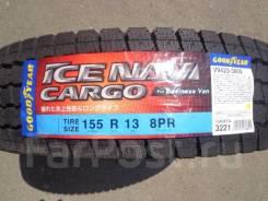 Goodyear Ice Navi Cargo, 155R13 8P.R. LT