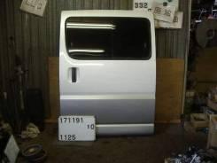 Дверь боковая Toyota Regius 1997 [346267644776086], левая задняя