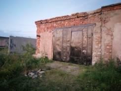 Сдам-продам-обменяю капитальный гараж в р-не ст. Каинск-Барабинский