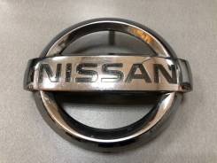 Эмблема передняя Nissan 62892AQ000