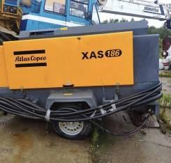 Аренда компрессора Atlas Copco XAS 186D
