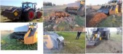 Измельчитель пней Agri-World