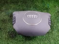 Подушка безопасности в руль с зарядом! Audi A4 B6 2.4 Пробег 56,498км.