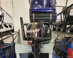 Лодочный мотор Mercury ME 5 M 4ST Б/У
