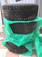 Комплект зимних шипованых колёс R17 на туарег