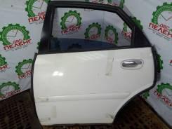 Двери задние Chevrolet Lacetti/Ravon Gentra 03~16 г. в. Оригинальные.