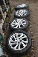Mazda 3 комплект оригинальных литых дисков