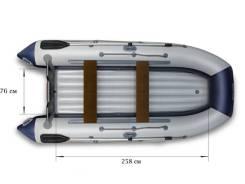 Лодка ПВХ Флагман 360