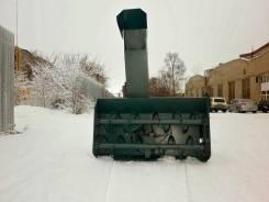 Двухшнековый снегоочиститель 2000 мм на МТЗ