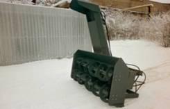 Снегоочиститель двухшнековый на трактор