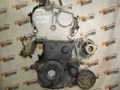 Контрактный двигатель K4M760 Рено Сценик 1,6 i