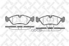 Колодки дисковые п. Opel OmegaA 1.8-2.3TD 88-94/VectraA/B 1.4-2.0Di 88-02 Производитель: Stellox 297 030-SX_=286 30=FDB584 !