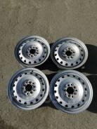 Штампованные диски r14
