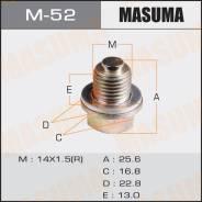 Болт маслосливной Masuma