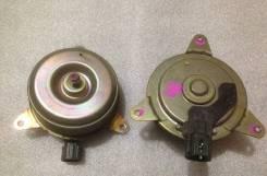 Вентилятор охлаждения радиатора 4 контактный на Nissan