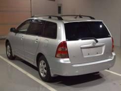 Панель кузова задняя с ванной Corolla Fielder