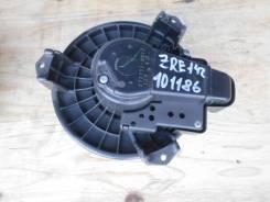 Мотор печки контрактный Toyota Fielder ZRE142 5929