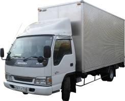 Требуется Грузовой фургон 3т - 5т по г. Комсомольск-на-Амуре