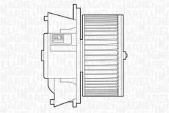 Вентилятор отопителя FIAT Doblo 01- 1.2 069412503010
