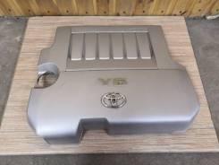 Крышка двигателя декоративная на Toyota Camry V50 2GR 2006-2018