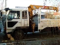 Услуги грузовик с краном