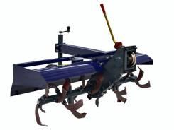 Пoчвoфpеза Скаут-120 для мини-тракторов и мотоблоков