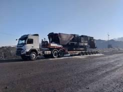 Перевозка негабаритных грузов от 40 до 200 тонн