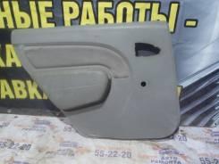 Обшивка двери задней левой Renault Logan 04-