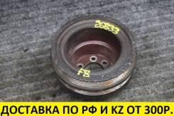 Шкив коленвала Mazda Bongo SK82V F8 контрактный