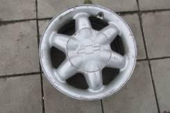 Литой диск для Chevrolet niva