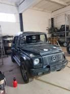 Mercedes-Benz G-Class, 2001