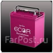 Аккумулятор GS Yuasa ECO. R Revolution EFB M-42 55B20L 40А/ч 470А
