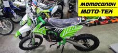 Питбайк BSE MX 125 17/14 Racing Green, 020, В НАЛИЧИИ В МОТО-ТЕХ, Томск, 2021