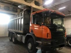 Scania Самосвал 6x4 в разбор