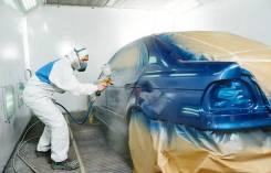 Покраска авто , полируем, жидкое стекло, химчистка.