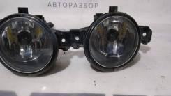 Фара противотуманная левая Infiniti M35 Y50 Рестайлинг 2009 год