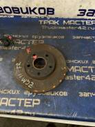Диск тормозной ZGM11 передний