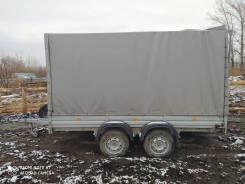 Продам Прицеп МЗСА 438177(кузов длина-3,5 ширина-2)